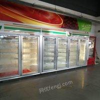 广东佛山超市升级急转饮料冷柜