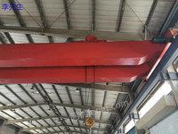上海宝山区出售1台二手32/5吨双梁行车跨度19.5米