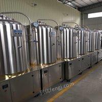 广东东莞出售自酿啤酒设备200-1000升 20000元