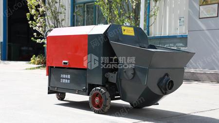 供应江苏徐州 22千瓦小型混凝土输送泵