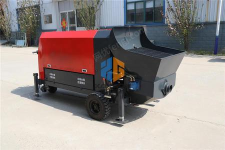供应湖南长沙30千瓦电动混凝土浇筑上料机