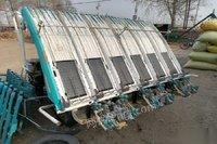吉林白城出售八成新久保田二手汽油插秧机收割机拖拉机 30000元