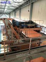 二手75噸雙梁天車 75噸雙梁QD天車未用出售