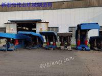 山东泰安出售10台二手采掘设备电议或面议