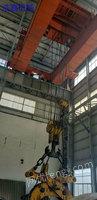 二手橋式起重機 二手雙梁式橋式起重機150噸轉讓