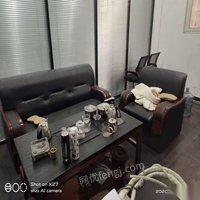 河南郑州出售全套九成新办公家具