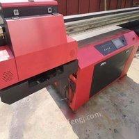 广东广州转让二手2513uv平板打印机广告亚克力1512迈创uv平板打印机 15000元