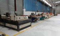 广东中山厂家出售二手木工雕刻机,多头木工浮雕机,浮雕机