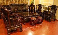 黄浦区专业回收红木家具 白木家具 仿古家具