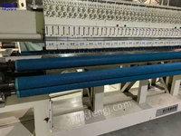 湖北武漢出售1批二手大島5.08珩縫一體機