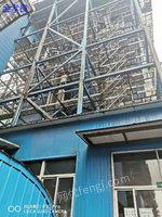 吉林低價轉讓二手150噸流化床鍋爐