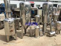 出售二手不锈钢三效316材质蒸发器  二手钛材四校蒸发器