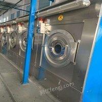 河北石家庄出售整厂二手水洗厂设备烘干机水洗机脱水机