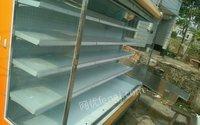 上海浦东新区超市风幕柜低价转让,一台3米的5000元,一台5米的9000元