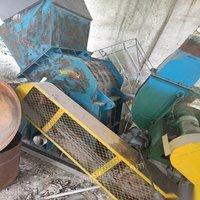 广东广州废旧金属拉链破碎机出售