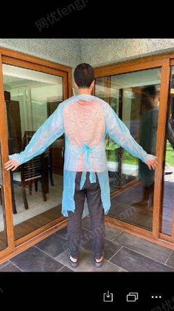 供应防护服隔离衣专业裁切机