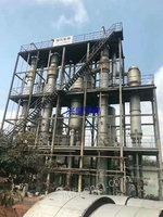 出售100平钛材蒸发器 二手四效不锈钢浓缩蒸发器