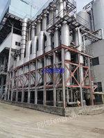 大量处理二手蒸发器 二手钛材蒸发器 二手多效蒸发器