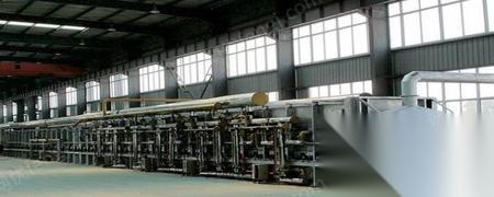 江苏苏州辊底式钢瓶热处理炉-东丰炉业 3800000元出售
