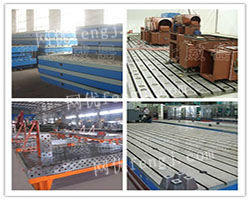供应双向T型槽铸铁试验平台优势 质量保障