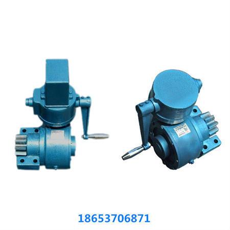 供应手摇蜗轮减速机/蒸压釜用手摇减速机