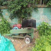 广东广州99成新,因为项目绿化现在用不上了急售大马力碎枝机 8600元