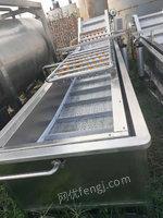 低价出售各种型号蔬菜脱水设备 二手蔬菜加工设备 各种设备都有