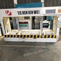 河北沧州处理铁人牌冷压机 11000元
