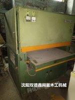辽宁沈阳二手木工机械台湾900双砂砂光机台湾900双砂砂光出售