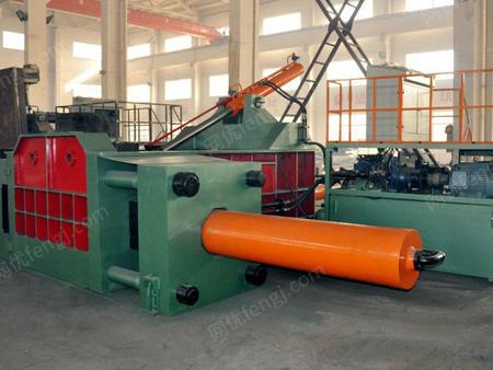 供应大型塑料液压打包机设备