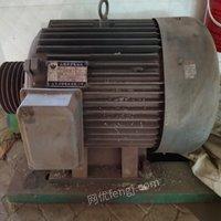 陜西咸陽出售各種型號正常使用的電機 10000元