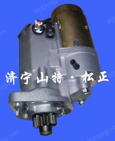供应小松D375A-5起动马达600-813-7152现货