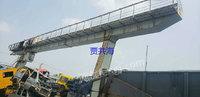 上海宝山区出售MDG偏挂龙门吊20吨-30米