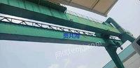 上海宝山区出售MDG偏挂龙门吊10吨-30米
