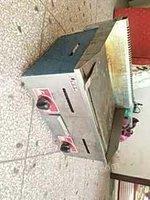 金益来718手抓饼机煤气铁板烧烤冷面扒炉设备商用燃气铁板鱿鱼机出售