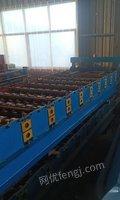 河北沧州转让二手压瓦机彩钢设备