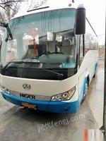 辽宁锦州转让39座非营运国四客车