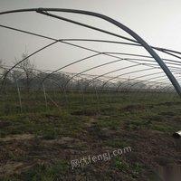 江苏徐州出售大棚支架全新未用 200000元