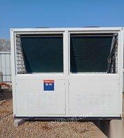 辽宁沈阳出售二手新科空气源热泵两台