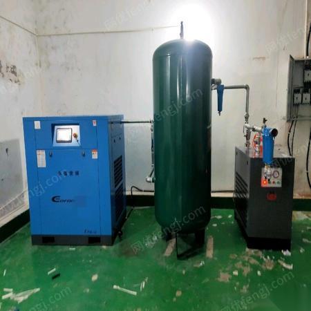 江苏常州熔喷机专用空压机出售 18000元