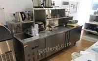 辽宁沈阳烘焙店奶茶店设备、原料出售 20000元