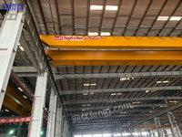河南新乡出售二手龙门吊10吨 跨度22.5米