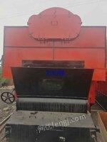 辽宁沈阳二手两吨热水锅炉出售