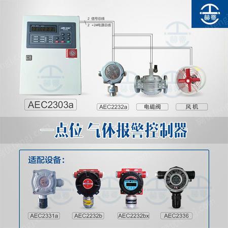 供应安可信AEC2303a气体报警控制器声光报警