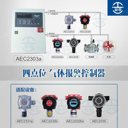 供应成都安可信AEC2303a型可燃气体报警器