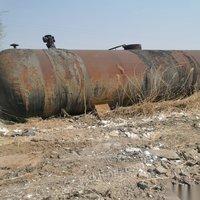 山西太原出售沥青罐三个45立方米
