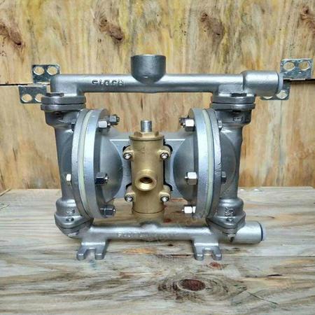 供应内蒙矿用BQG气动隔膜泵-鼎鑫品牌气动隔膜泵排行