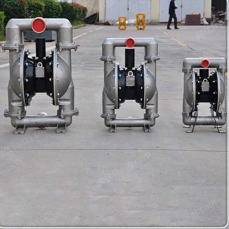 供应矿用BQG气动隔膜泵厂家- BQG150/0.2气动隔膜泵价格便宜