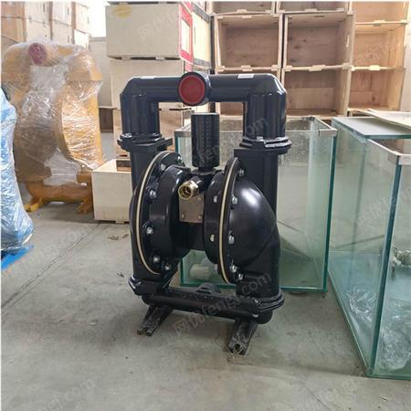 供应山西矿用供气压力0.45MP气动隔膜泵- BQG250/0.45气动隔膜泵参数