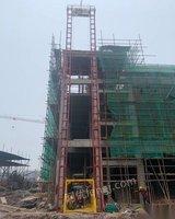 陕西西安出售二手龙门吊,行吊,升降机,货梯,液压平台 8888元